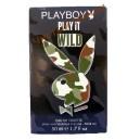 Playboy Play it wild,Туалетная мужская вода (50 мл) Франция