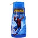 """Spider sense spider-man,Детский гель для душа и пена для ванны""""Человек-паук""""(250 мл) Израиль"""
