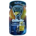 Gillette станок Fusion ProShield с 1 запаской на подставке (1 шт.желт.) Колумбия