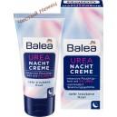 Balea ночной крем с косметической мочевиной для очень сухой кожи лица Urea Nachtcreme (50 мл) Германия