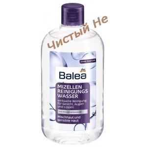 Balea мицеллярная вода для комбинированной и чувствительной кожи Mizellenwasser Mischhaut und sensible Haut (400 ml) Германия