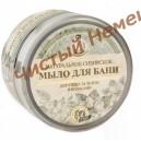 Чёрное мыло Агафьи, натуральное сибирское мыло для бани (500 мл.) Россия