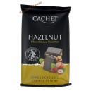 Cachet темный шоколад с лесным орехом Hazelnut (300 г) Бельгия