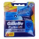 Gillette сменные картриджи Fusion ProShield Chill (6 шт) Колумбия