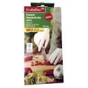 Profissimo одноразовые перчатки из латекса белые (60 шт) Германия