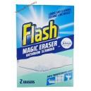 Flash Magic Eraser волшебные губки для уборки в ванной комнате (2 шт.) Германия