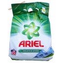 Ariel стиральный порошок для белого и цветного белья Mountain Spring (1,5 кг-20 ст) Германия