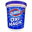 Clorox пятновыводитель для одежды Oxi Magic (907 грамм) USA
