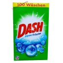 Dash стиральный порошок универсальный Alpen Frische (6.5 кг-100 ст) Италия