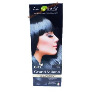 La Fabelo Professional крем-краска для волос био тон 1 (100 мл) Италия