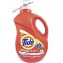 Tide универсальный гель для стирки Total Care (2,95 л-62 ст) USA