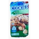Triple Cookies печенье с орехом и шоколадной крошкой (200 гр) Германия