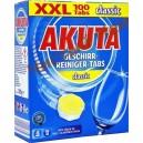 Akuta таблетки для посудомоечных машин Classic XXL (100 таб.) Германия