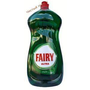 Fairy cредство для мытья посуды Original Ultra (1500 мл) Германия