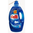 Dalli Activ гель для стирки белого белья (3.65 л-50 ст) Германия