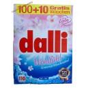 Dalli Wohlfuhl порошок для стирки (7.15 кг-110 ст) Германия