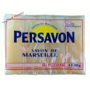 Persavon Savon de Marseille традиционное марсельское мыло с глицерином (4*200 г) Франция