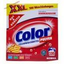 Gut&Gunstig Colorwaschmittel Color Pulver стиральный порошок для цветного белья (6,5 кг-100 ст) Германия