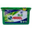 Ariel 3in1 pods капсулы для стирки универсальные (35 шт) Италия