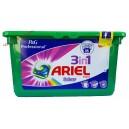 Ariel капсулы для стирки цветных вещей Color (28 шт.) Италия