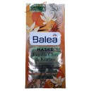 Balea маска для лица (2 х 8 мл) Vanilla Chai & Kürbis Германия