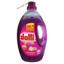 Dalli гель (3.65 л-104 ст) Color Германия