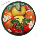 Леденцы SKY ж/б (200 г) Ассорти: груша,апельсин,яблоко Германия