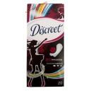Discreet прокладки ежедневные (20 шт) Deo IrresisMultiform