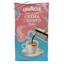 Lavazza Crema Gusto Dolce молотый кофе (250 гр) Италия