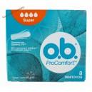 O-B Тампоны ProComfort (8 шт)