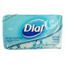 Мыло (113 гр) Dial Spring Water USA