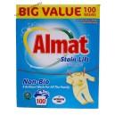 Almat коробка (6.5 кг-100 ст) Stain-Lift Non-Bio Германия