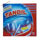 Tandil табл. для ПММ (70 шт) All in 1 Германия