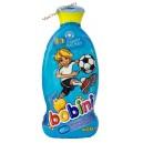 Bobini гель для душа (400 мл) Супер футболист