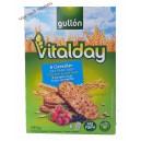Печенье Gullon Vitalday (240 гр) 5 Cereales Frutos rojos с кусочками фруктов