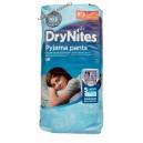 Huggies Ночные трусики для подростков Мал. (8-15 лет) 9 шт DryNites