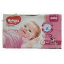 Huggies подгузн.ультракомфорт для девочек 3 (5-9 кг) 108 шт Ultra Comfort Box