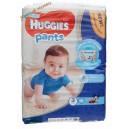 Huggies трусики для мальчиков 3 (6-11 кг) 58 шт