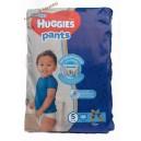 Huggies трусики для мальчиков 5 (12-17 кг) 34 шт