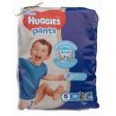 Huggies трусики для мальчиков 6 (15-25 кг) 30 шт