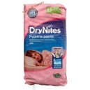 Huggies Ночные трусики для подростков Дев.17-30 кг (4-7 лет) 10 шт DryNites