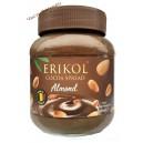 ERIKOL шоколадная паста (400 гр) С Миндалем Германия
