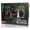 Compass набор (шамп.250 мл.муж.+крем д.бр.+бальзам п.бр.100 мл) Vital Comfort