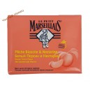 Marseillais мыло (90 гр) Белый персик и нектарин