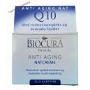 Biocura крем для лица (50 мл) 30 - 45+ Anti Aging Natcreme