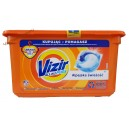 Vizir капс (36 шт.) Тройные Alpine Fresh
