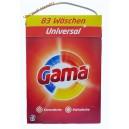 Gama (Vizir) (5.4 кг-83 ст) коробка