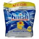 Finish Quantum (64 шт) ПММ Lemon