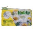 Hakle туалетная бумага (3х сл.-8 шт) Kamille