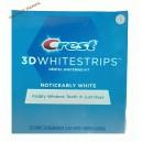 Crest отбеливающие полоски (20 шт) Noticeably White Whitestrips